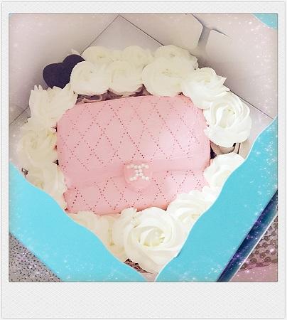 Custom Cake: Handbag