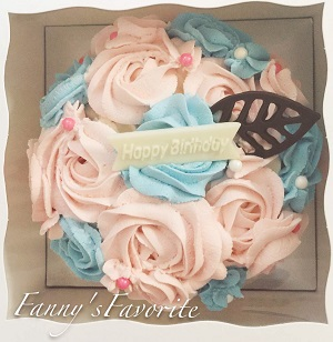 Signature Cake: Beyond Rose (Two Color)
