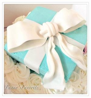Custom Cake: Jewelry Box
